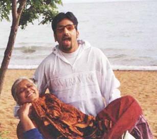 Annie and Sunil